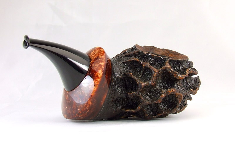 Alexandr Brishuta Smoking Pipe